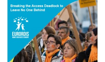 Eurordis calls for change to ensure access to rare disease therapies