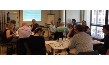 ELF leads lung cancer patient priorities workshop